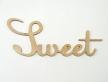 """0867-Слово """"Sweet"""""""