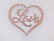 "1951- Напис ""Love"""