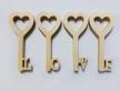 """0060-Ключі """"LOVE"""""""