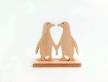 2195 - Пара пінгвінів