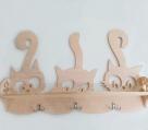 1894 - Поличка з крючками